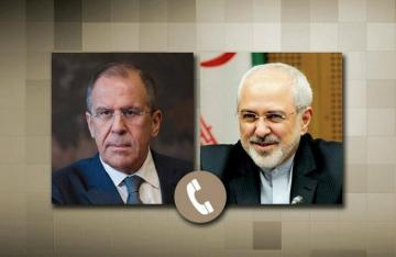 Iranian, Russian FMs hold talks on Venezuela crisis