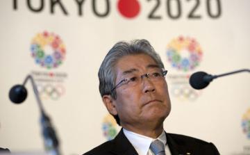 Глава НОК Японии объявил о своей отставке