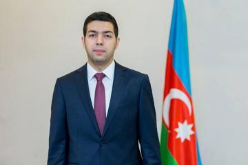 Назначен новый заместитель председателя «Службы ASAN»