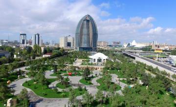 Еще в одном бакинском парке будет бесплатный Wi-Fi