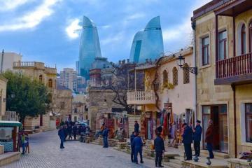 Чаще остальных в Азербайджан едут из Египта, Индии и Пакистана