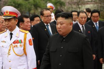 N Korea has called back its top diplomats to China and the UN