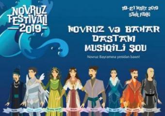 Bakıda Novruz festivalı keçirilir