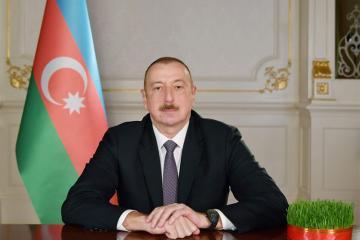Ильхам Алиев поздравил азербайджанский народ по случаю Новруз байрамы - [color=red]ВИДЕО[/color]