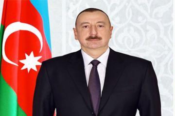 President Ilham Aliyev phoned Nursultan Nazarbayev