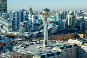 Qazaxıstan prezidenti Astananın Nursultan adlandırılmasını təklif edib