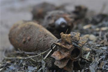 На территории посольства Великобритании в Белграде обнаружили гранату