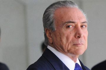 Braziliyanın sabiq prezidenti Mişel Temer saxlanılıb
