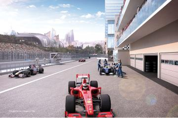 """Sabahdan Bakıda """"Formula 1""""ə hazırlıqla bağlı təmir aparılacaq yolların bağlanmasına başlanacaq"""