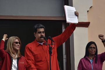 """Мадуро: """"Помощник Гуайдо собирался атаковать казармы, больницы и станции метро"""""""