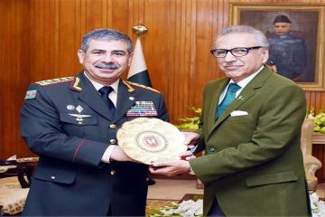 """Pakistani President: """"We do not recognize Armenia as a state"""""""