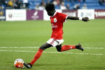 «Манчестер Сити» надеется подписать 16-летнего португальца