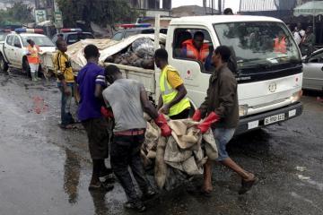В Гане более 70 человек погибли при столкновении двух автобусов