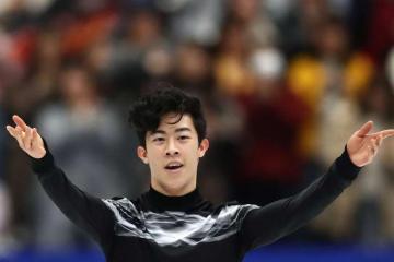 Американец завоевал золото чемпионата мира по фигурному катанию