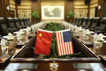 Делегация Китая посетит США для торговых переговоров 3 апреля