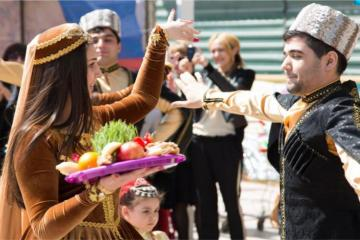 В Анкаре торжественно отметили праздник Новруз
