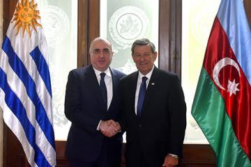 Уругвай намерен углубить отношения с Азербайджаном