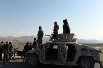 """Əfqanıstanda """"Taliban""""ın hücumu nəticəsində 10 hərbçi ölüb"""