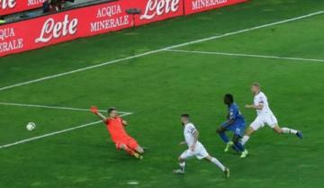 Juventus teenager Kean scores first Italy goal to help beat Finland