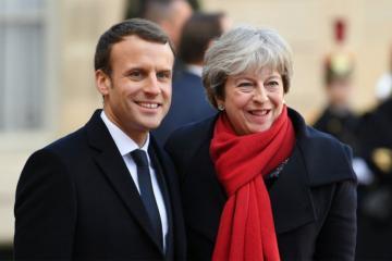 Fransa və Britaniya liderləri İŞİD üzərində qələbəni alqışlayıb