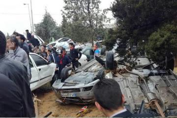 İranın Şiraz vilayətində daşqınlar nəticəsində 17 nəfər ölüb - [color=red]YENİLƏNİB-1[/color]