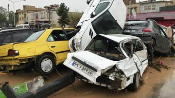 В Иране число пострадавших от наводнения увеличилось до 68 человек