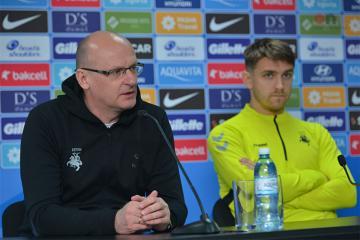 """Valdas Urbonas: """"Sevinirik ki, Litvaya 0:0 hesabı ilə qayıdırıq"""""""