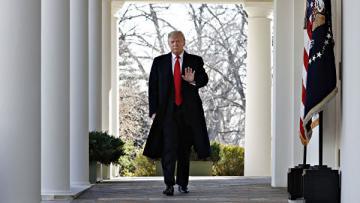 Трамп официально признает суверенитет Израиля над Голанами