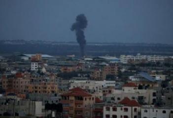 Netanyahu cuts short U.S. trip after rocket attack from Gaza