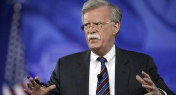 US will not tolerate 'hostile foreign meddling' in Western hemisphere - Bolton