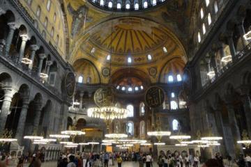 В ЮНЕСКО оценили идею Эрдогана сменить статус Софийского собора