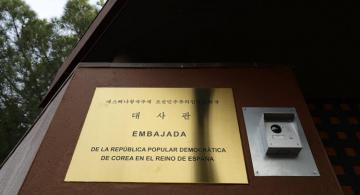 One of the attackers on N Korean Embassy in Madrid contacted FBI after incident