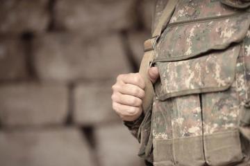 В Нагорном Карабахе умер армянский солдат