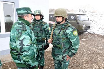 Азербайджан укрепляет оборонительные позиции для предотвращения провокаций