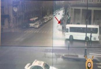 В Баку задержан пьяный водитель автобуса