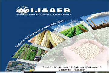 Pakistanın nüfuzlu jurnalında azərbaycanlı alimlərin məqaləsi dərc olunub