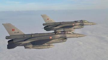 Turkish jets kill, injure top PKK terrorists in N.Iraq