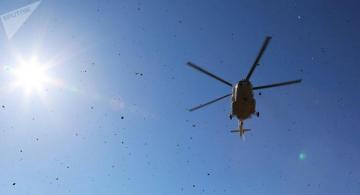 All 13 people on board crashed helicopter of Kazakh MoD killed