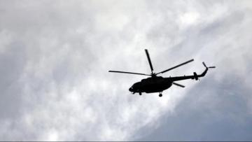 Qazaxıstan Müdafiə Nazirliyinə məxsus helikopter qəzaya uğrayıb