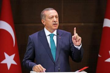 Эрдоган назвал изменение статуса собора Святой Софии ответом на решение США по Голанам