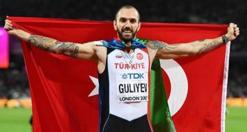 Azərbaycanlı atlet Türkiyədə ilin idmançısı seçilib