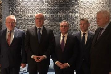 Azerbaijani, Armenian FMs meet in Vienna [color=red]UPDATED[/color]