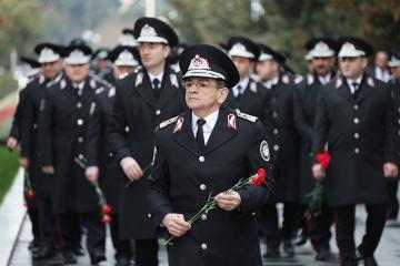 Исполняется 100 лет со дня создания органов безопасности Азербайджана