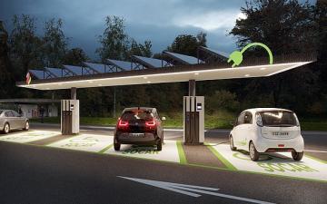 SOCAR İsveçrədə elektrikdoldurma stansiyaları tikəcək