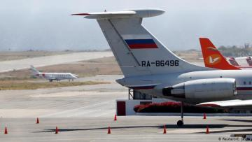 Russian military team arrived in Caracas, Venezuela military attache confirms