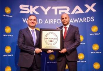 Heydar Aliyev International Airport once again recognized as best airport in the CIS