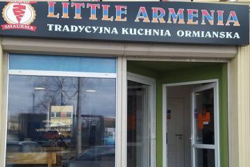 С вывески армянского ресторана в Польше убрали антиазербайджанское изображение - [color=red]ФОТО[/color]
