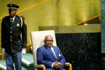 At least three dead in gunfight in Comoros after opposition moves to unseat president