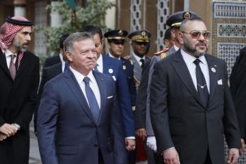 Иордания и Марокко выступили против решений Трампа по Иерусалиму и Голанам