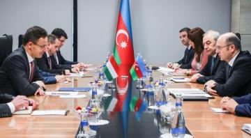 Hungary interested in Southern Gas Corridor